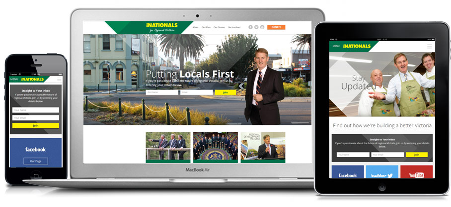 Victorian National Party website